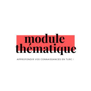 module thématique